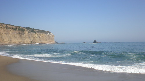 Beach Near Davenport