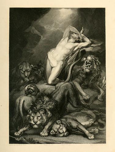 011- Daniel en el foso de los leones- Northcote