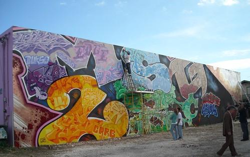 Miami Graffiti - Mid-City Arts
