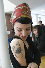 Cat Tattoo (Ryan McKernan Photog) Tags: tattoo cat canon l ksc 1635mm rebelxti