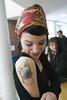 Cat Tattoo Keene State College