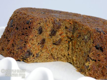 Steamed Carrot Cake Pudding 1