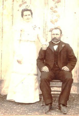 Matrimonio Teófilo Liebrecht – Alice Jane Fisher
