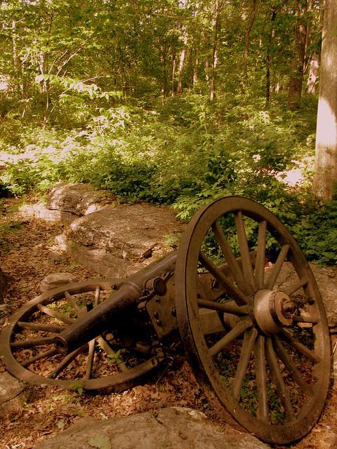 SRNB: Abandoned Artillery