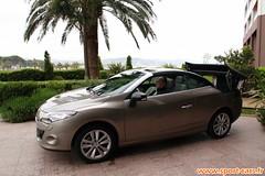 Essai Renault Megane Coupe cabrio 30