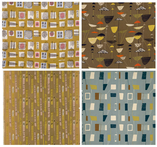 patrones Lucienne Day