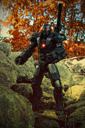 War Machine 4 (by ElDave)