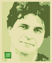 Where is my vote? () Tags: goldenlion hungerstrike jafarpanahi whereismyvote iraniangreenmovement iranianfilmdirector