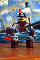 Pirate (unhh) Tags: ship lego pirate hardsuit