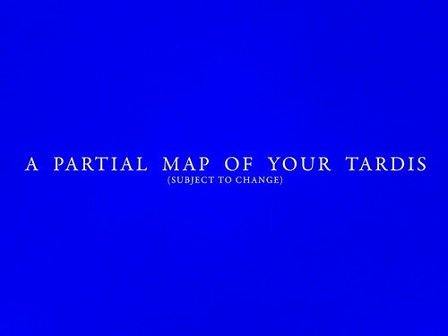 TARDIS Map