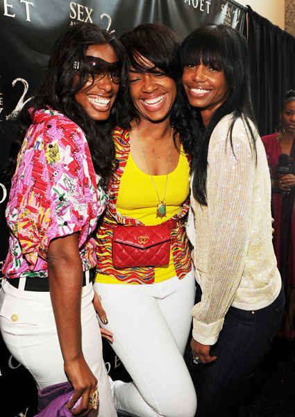 nicole-johnson-eboni-electra-and-kim-porter