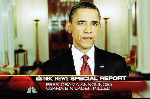 President Obama Announces Osama Bin Laden's Death - 86600013-EndofApril_BeginningofMay_1280