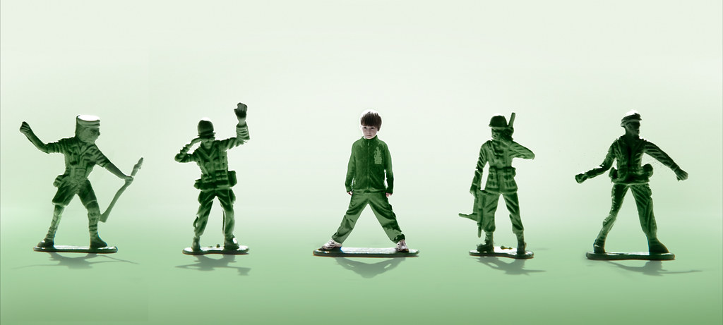 Toy Soldiers & Jack