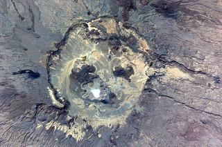 Emi Koussi caldera, Chad / il Ciad