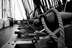 Cannon (zanderwhite) Tags: boston cannon charlestown ussconstitution fujix100