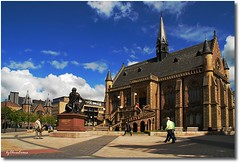 (Chris Evans 1973) Tags: street sky museum clouds scotland nikon dundee angus may galleries robertburns tamron 18200 tayside d60 2011