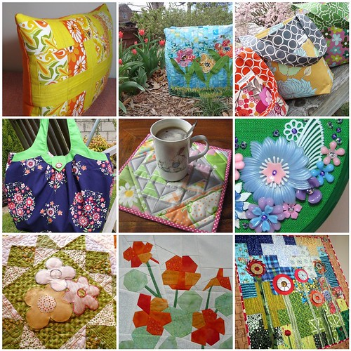 May Flowers | FQ Inspiration Mosaic