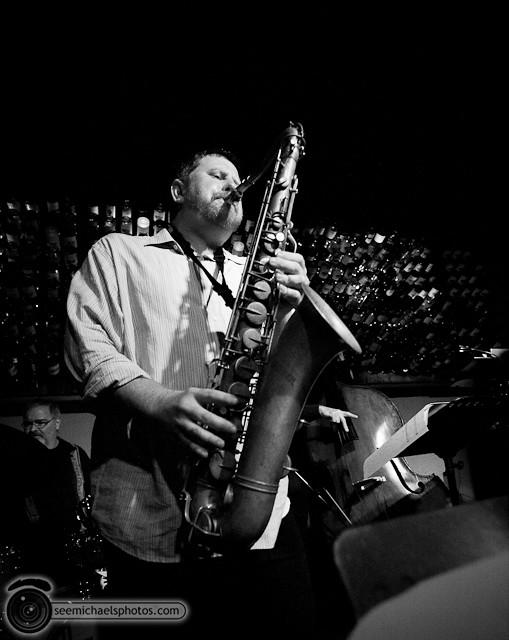 Jason Robinson at Dizzys 60211 © Michael Klayman-017