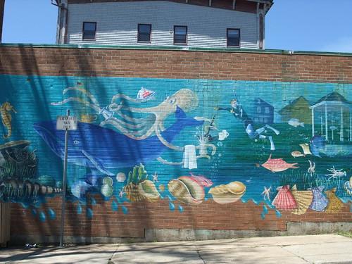 Lunenberg mural