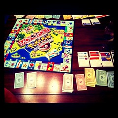 3-20-11 (mkrumm1023) Tags: money games monopoly pokemon