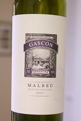 2007 Don Miguel Gascón Malbec