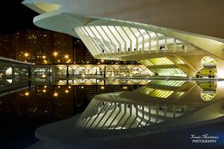 Arquitectura reflejada
