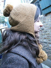 Kirsty's bobble hat 2