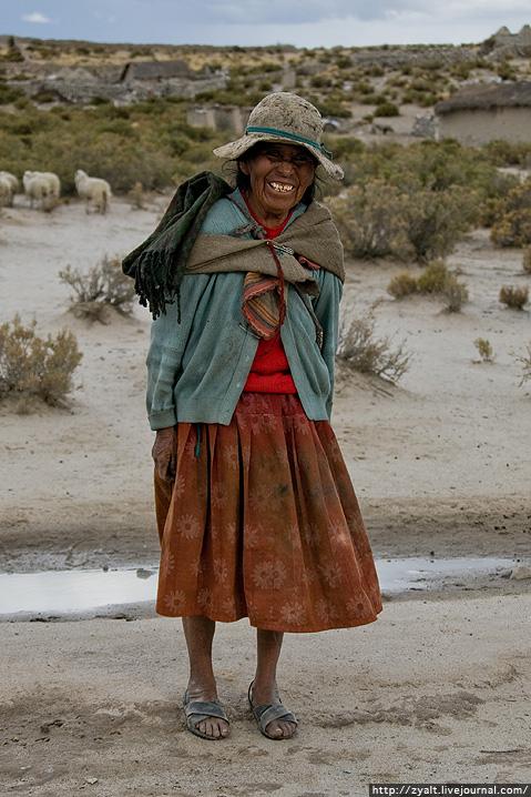 Bolivian Indian