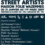 """Propeace"" : street art show - Lille (France)"