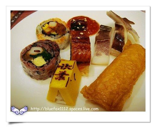 090112欣葉日式自  助料理11_各式壽司