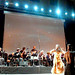 William Parker and FOCO orchestra (that's me too!) in concert