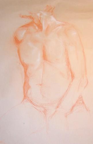 5/2/09 Red Chalk