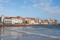 Luanco I (Otema) Tags: sea espaa beach mar asturias playa luanco gozn otw theperfectphotographer