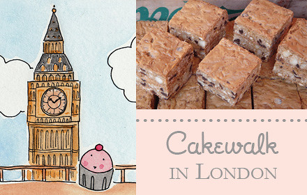London Cakewalk