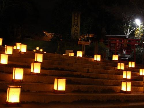 吉野「鬼火の祭典」夜の部-13