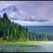 Mount Hood, Oregon by enlightphoto