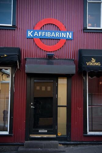 Reykjavik - Kaffibarinn
