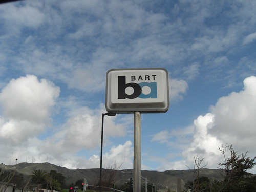BART Sign