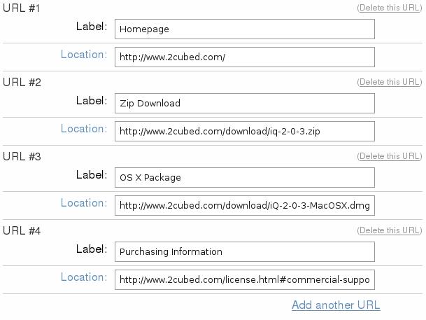 fm3 URL entry system