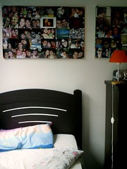 casinha : ) (adelle.araujo) Tags: pictures family friends home casa bed pic pillow fotos cama travesseiro abajour