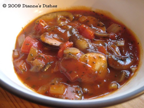 Better Bites: Chunky Tomato Soup