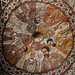 Ceiling in Abuna Yamata Guh cave church, Tigray
