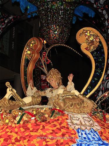 Reina Tercera Edad Carnaval de Santa Cruz de Tenerife 2009
