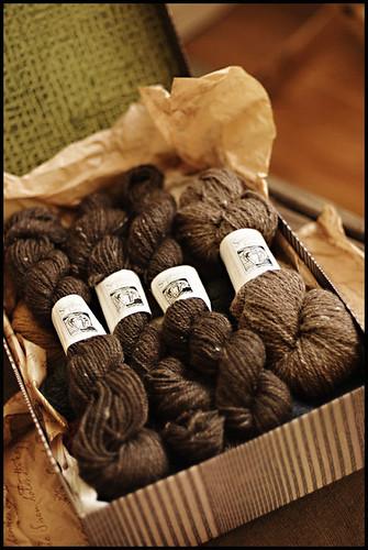 Shetland Silk