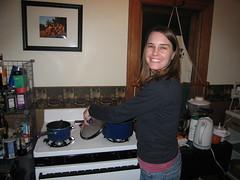 Annie Cooks