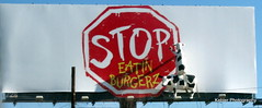 IMG_9232 (Jenni Reynolds-Kebler) Tags: tower chicken water cows filet eatmorechicken chickfilet