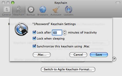 1Password を複数台のMacで使う方法