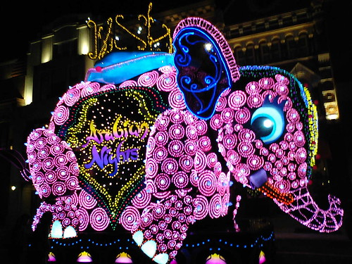 USJ / Magical Starlight Parade