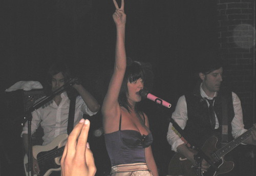 KATY PERRY PARIS MAROQUINERIE 2008