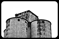 Grain Towers